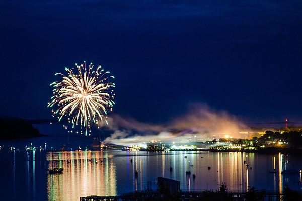 Bar Harbor on the 4th