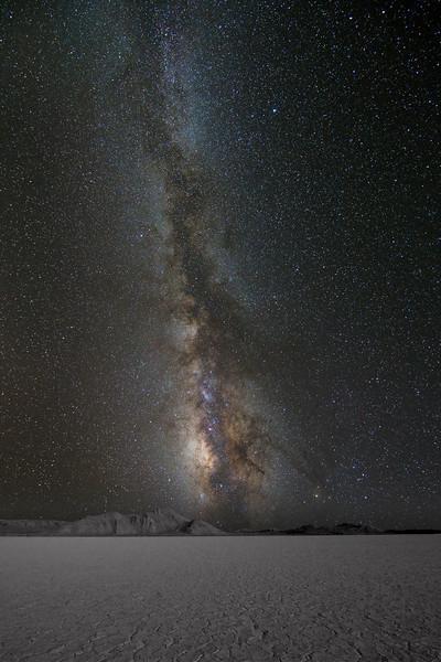 Black Rock Desert at Night