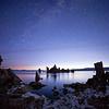 Mono Lake Milky Way Sunrise