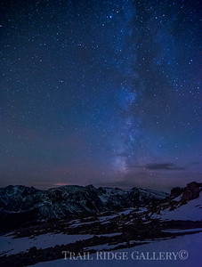 The Milky Way And Terra Toma
