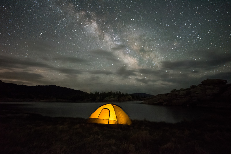 Ideal Camp Site