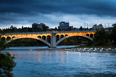 Day 256: Centre Street Bridge
