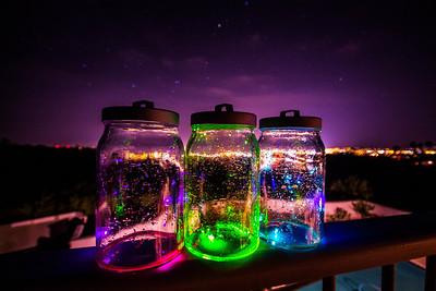 Glowjars, Tucson