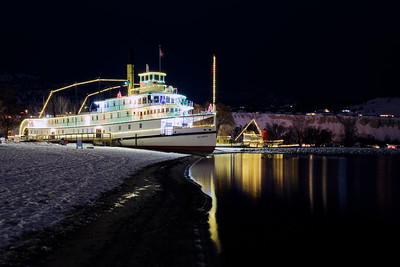 Day 360: Festive SS Sicamous