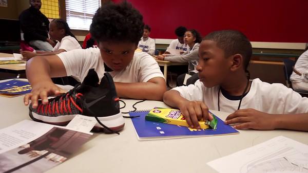Nike Beyond the Baseline