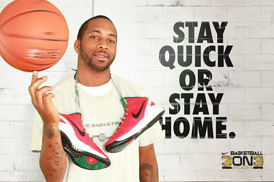 STAY QUICK OR STAY HOME