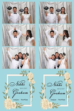 Nikki-Graham-Wedding-by-WefieBox-Photobooth-Vietnam-48