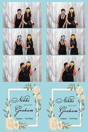 Nikki-Graham-Wedding-by-WefieBox-Photobooth-Vietnam-19