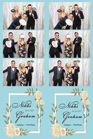 Nikki-Graham-Wedding-by-WefieBox-Photobooth-Vietnam-14