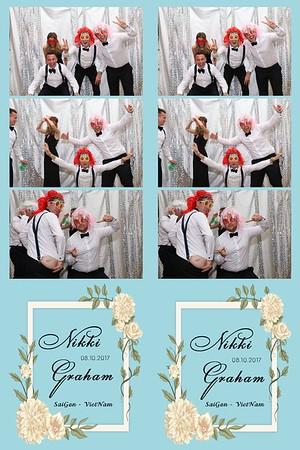 Nikki-Graham-Wedding-by-WefieBox-Photobooth-Vietnam-44
