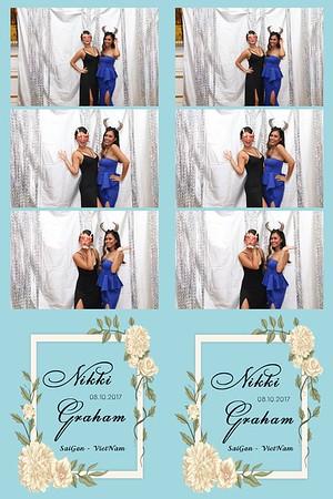 Nikki-Graham-Wedding-by-WefieBox-Photobooth-Vietnam-32