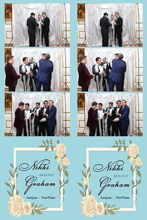 Nikki-Graham-Wedding-by-WefieBox-Photobooth-Vietnam-23