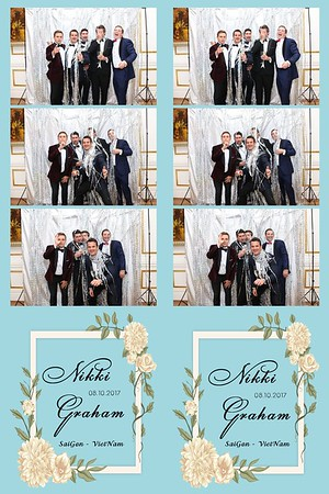 Nikki-Graham-Wedding-by-WefieBox-Photobooth-Vietnam-24