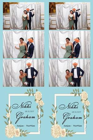 Nikki-Graham-Wedding-by-WefieBox-Photobooth-Vietnam-30