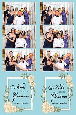 Nikki-Graham-Wedding-by-WefieBox-Photobooth-Vietnam-53