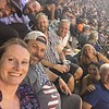 Jason and Nikki at a Rockies Baseball Game