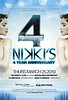 """NIKKI'S. Sports Bar with a party. Come kick it at Nikki's! HappyHour from 4-7 p.m. Daily. ½ appetizers and drinks. $2 Taco Tuesdays. Hours: Mon-Fri. 4:00 p.m. – 1 a.m. * Parking: Metered/Valet * Cover: Never. Nikki's. 72 Market Street. Venice, CA 90291 