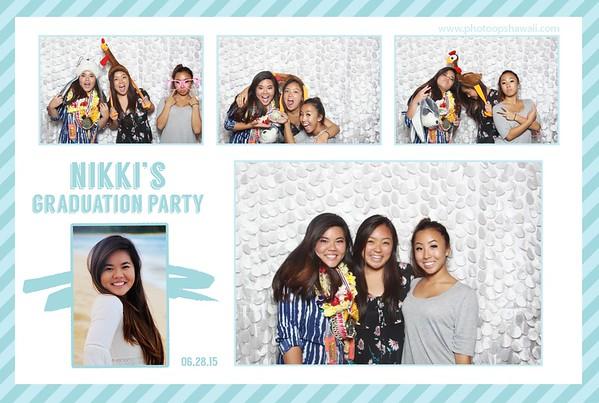 Nikki's Graduation (Fusion Photo Booth)