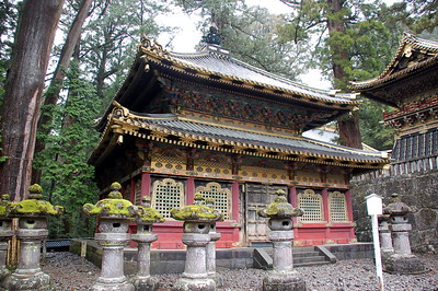 Nikko Toshogu shrine