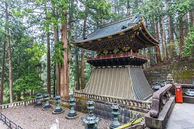 Taiyu-in in Nikko