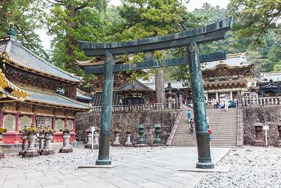 Toshogu-Shrine in Nikko