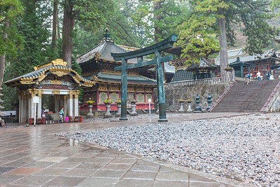 Toshogu-Shrine in Nikko