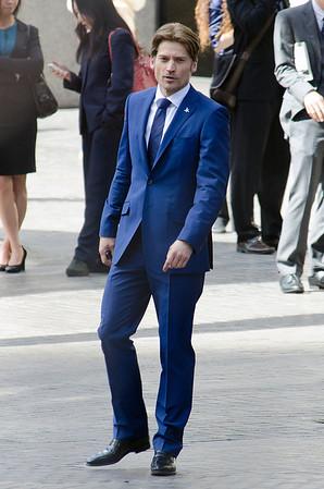 Nikolas Coster Waldau seen in Los Angeles