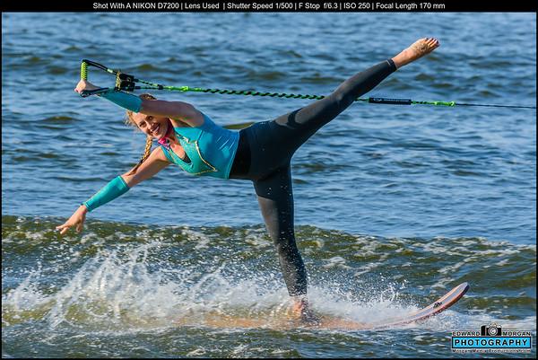 Water Skiing Show Fun