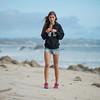 Nikon D800: Beautiful Swimsuit Bikini Model Goddess in Cutoff Jeans & Hoody!
