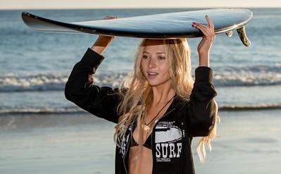 Nikon D800 Blonde Bikini Swimsuit Model Goddess!
