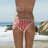 Nikon D800E + 70-200mm f/2.8VR2 Lens Photos: Pretty Blonde Bikini Swimsuit Model Goddess!