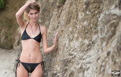 Nikon D800 E Photos of Bikini Swimsuit Model Goddess!
