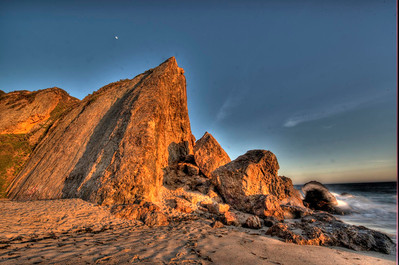 Point Dume! Nikon D800 HDR Malibu Landscapes/Seascapes Finished in Photomatix