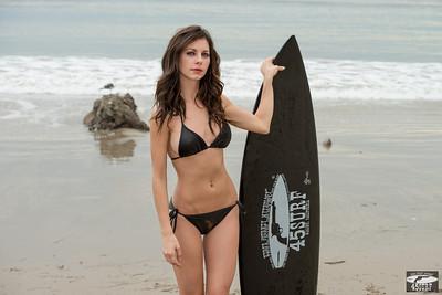 Nikon D800 Photos of Beautiful Brunette Swimsuit Bikini Model Goddess