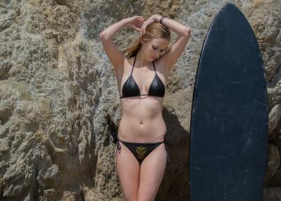 Nikon D800 Photoshoot of Pretty Swimsuit Bikini Model Goddess