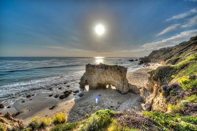 Nikon D800E HDR Socal (Malibu) Landscape Photography with 14-24 mm f/2.8 Lens