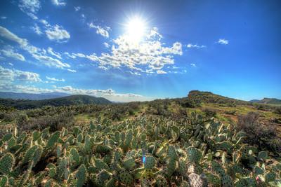 Nikon D800E HDR Socal (Thousand Oaks) Landscape Photography with 14-24 mm f/2.8 Lens