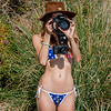 Nikon D800E Photos Beautiful Swimsuit Bikini Model Goddesses! Shooting Stills & Video @ Same Time