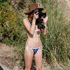 Nikon D800E Photos Beautiful Swimsuit Bikini Model Goddesses! Shooting Stills & Video @ Same Time