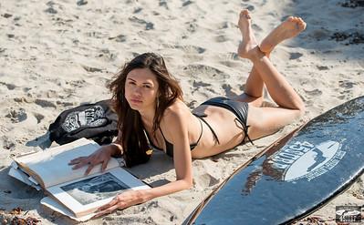 Nikon D800E Photos Tall, Pretty Asian Swimsuit Bikini Model Goddess