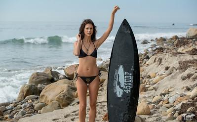 Nikon D800E Photos of Beautiful Brunette Swimsuit Bikini Model Goddess