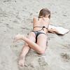 Nikon D800E Photos of Sandy Blonde Bikini Swimsuit Model Goddess! Nikkor 70-200mm F/2.8 VR2 Lens