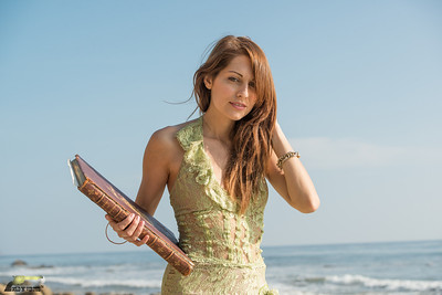 Beautiful Italian Goddess