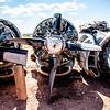 Nikon D810 Airplane Graveyard HDR Nikon AF-S Zoom Nikkor 14-24mm f/2.8G ED AF Lens