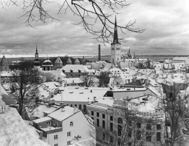 Postcard from Tallinn