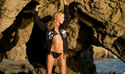Nikon D800 photos of Beautiful Blonde Swimsuit Bikini Fitness Model Goddess!