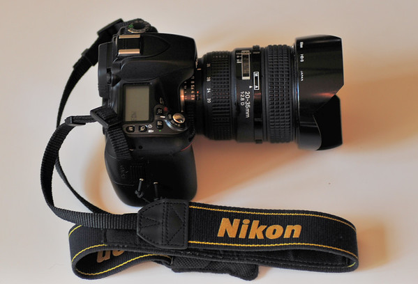 Nikon D300 w/20-35lens claim 1-2-15