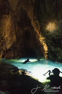 Exploring Niko's Cave