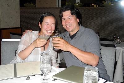 Nine-Ten Restaurant @ La Jolla, 10/10/15