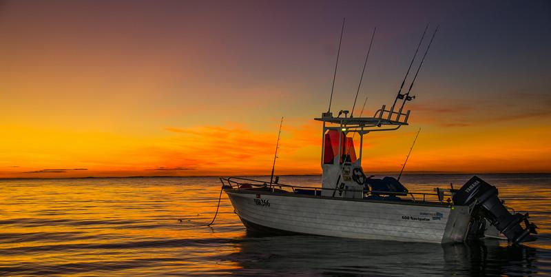Winderabandi Point sunset